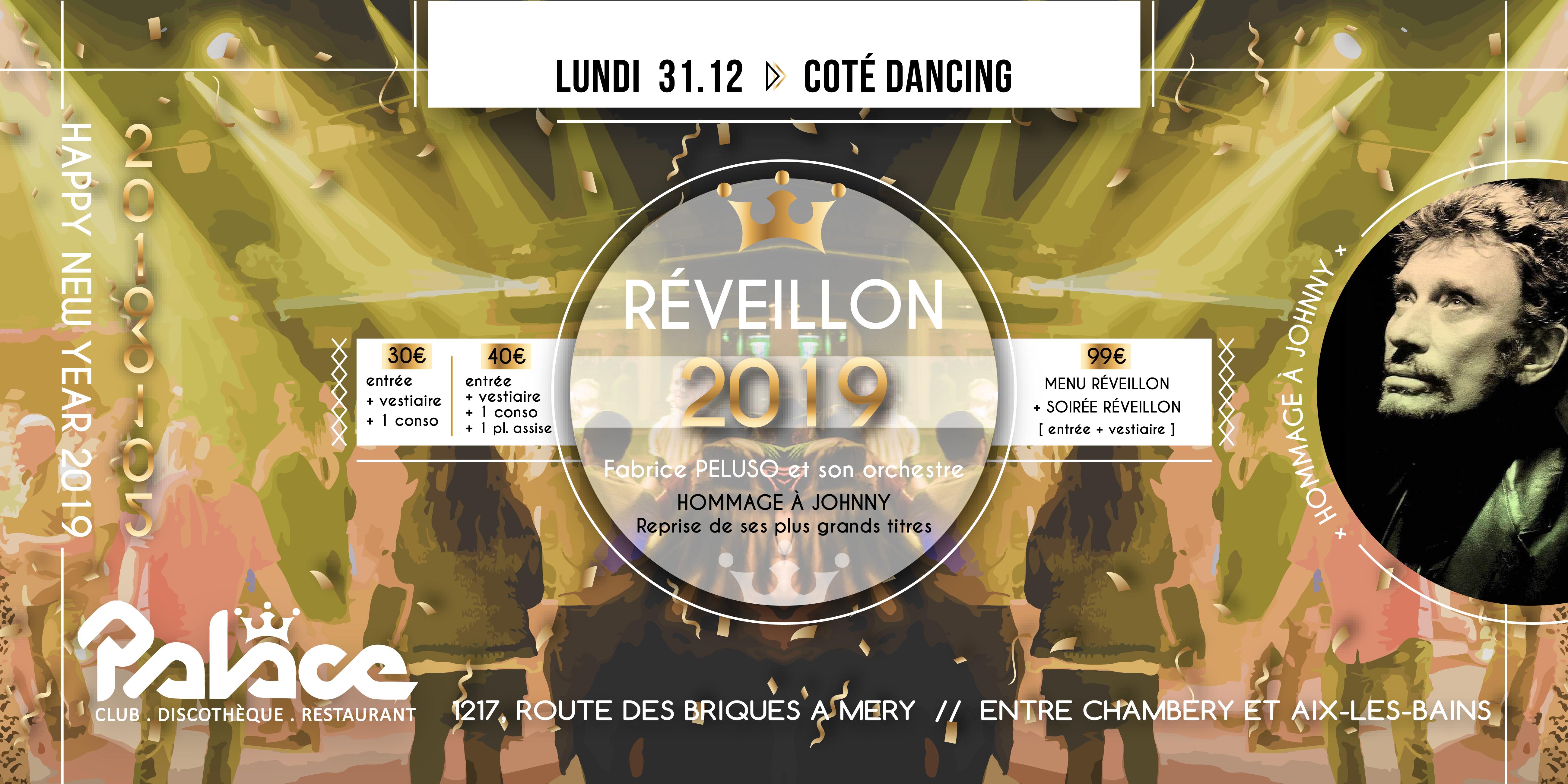 FLYER Réveillon 2019 Dancing